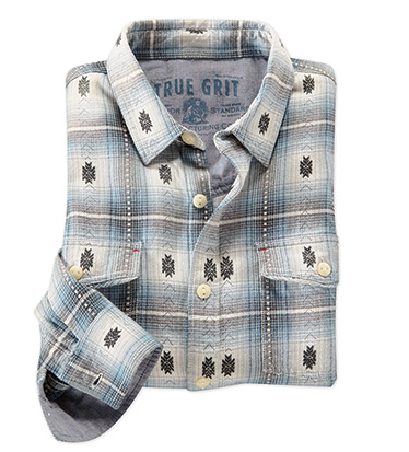 Icon Check Summit Long Sleeve Plaid Sport Shirt