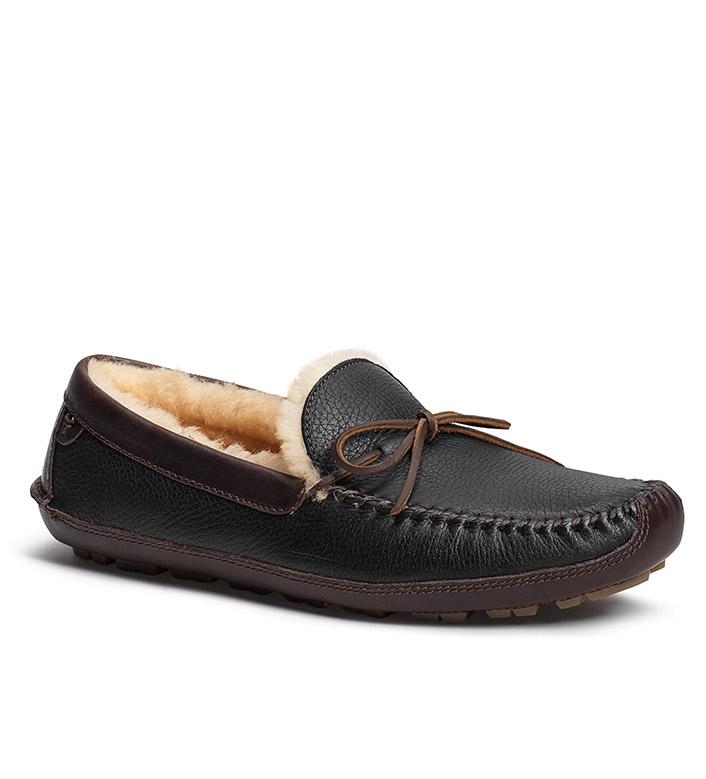 Trask Polson Norwegian Elk Slip-On Shoes