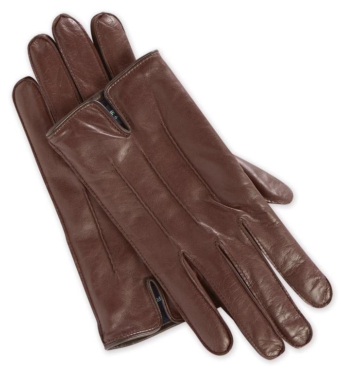Peter Millar Nappa Leather Gloves