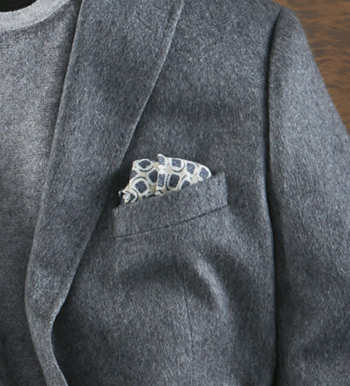 Cashmere Pocket Square