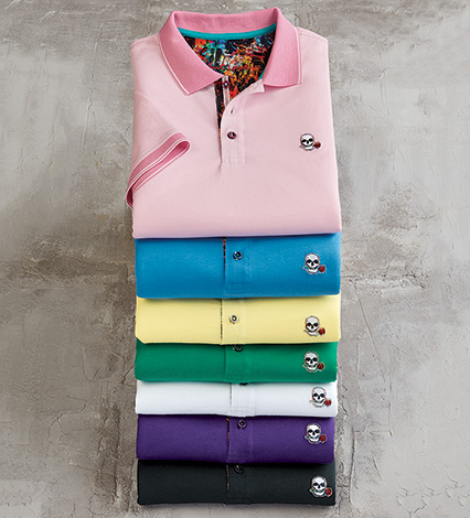 Easton Short Sleeve Polo Shirt