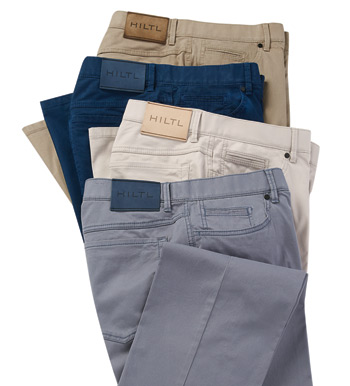 Sartorial Structure Jeans