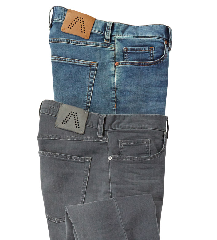 Alberto Jersey Jeans