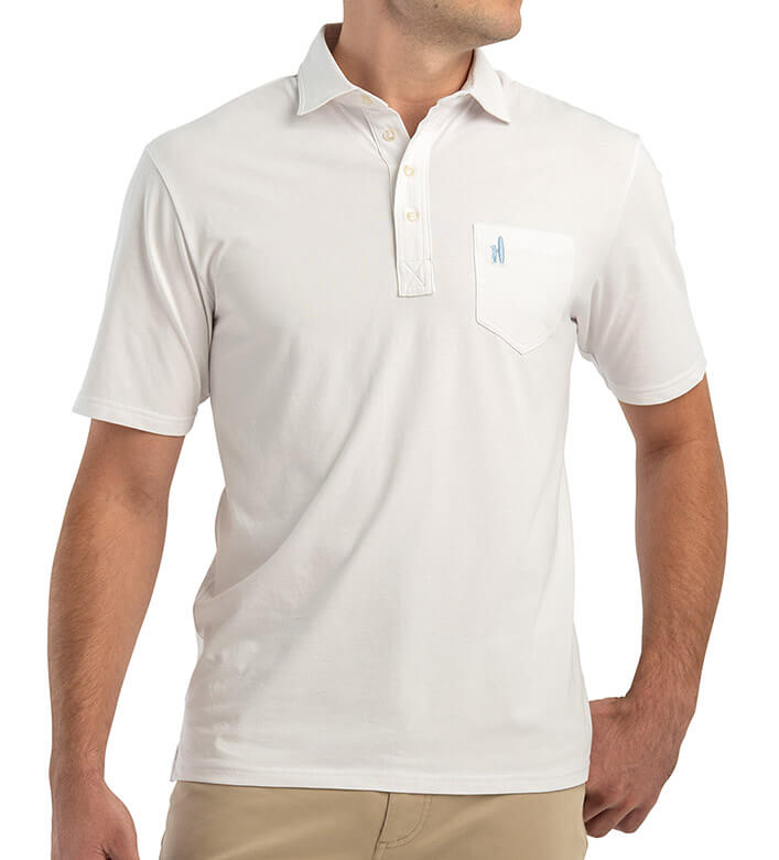 Johnnie-O Original Short Sleeve Polo Shirt