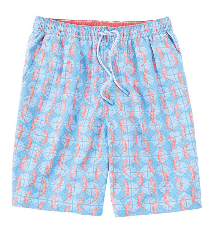Peter Millar Reptile Swim Trunks