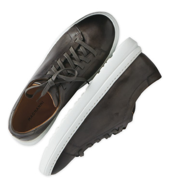 Bartolo Leather Sneakers