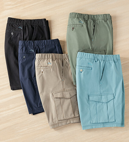 Ripstop Survivalist Shorts