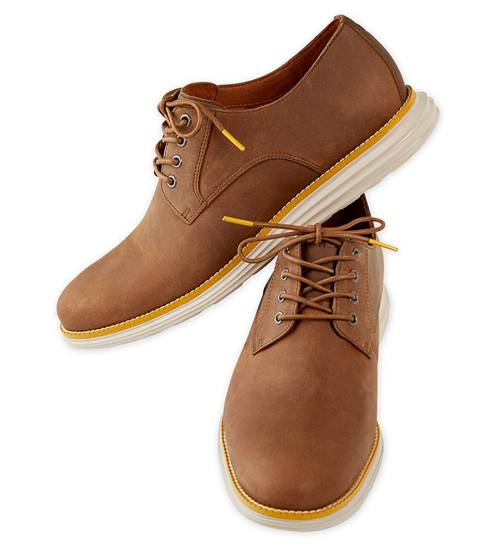 Cole Haan Dogwood Original Grand Nubuck Oxford Shoes