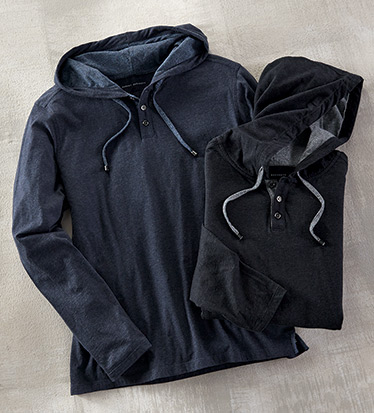 Mosley Cotton Hoodie