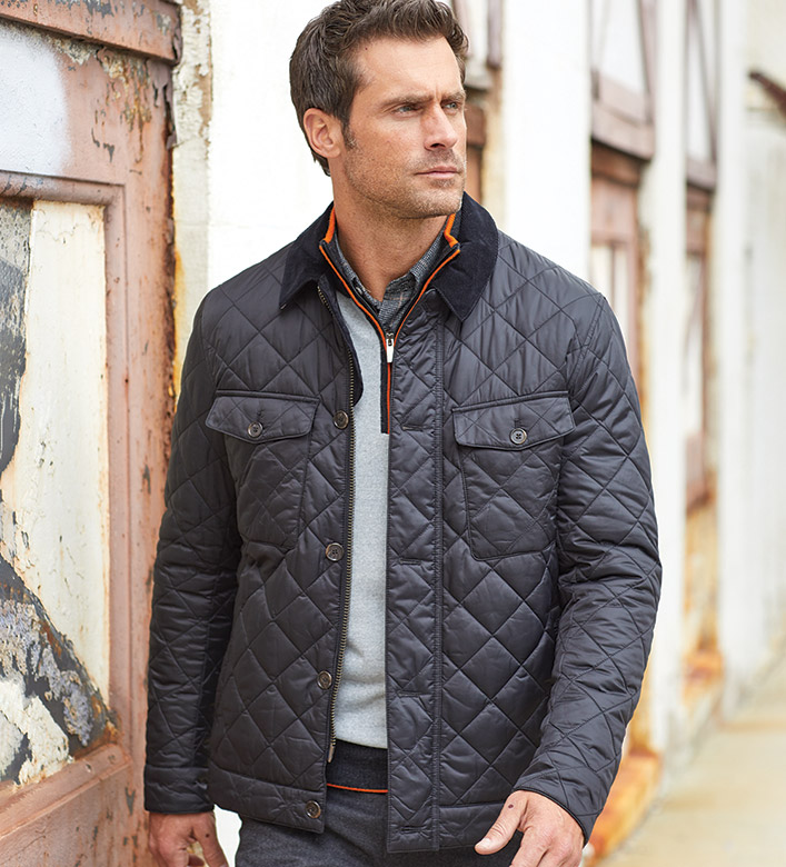 Barbour Maesbury Quilt Jacket