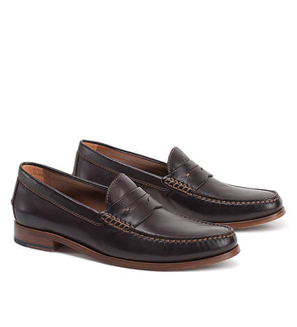 Sadler Penny Loafer