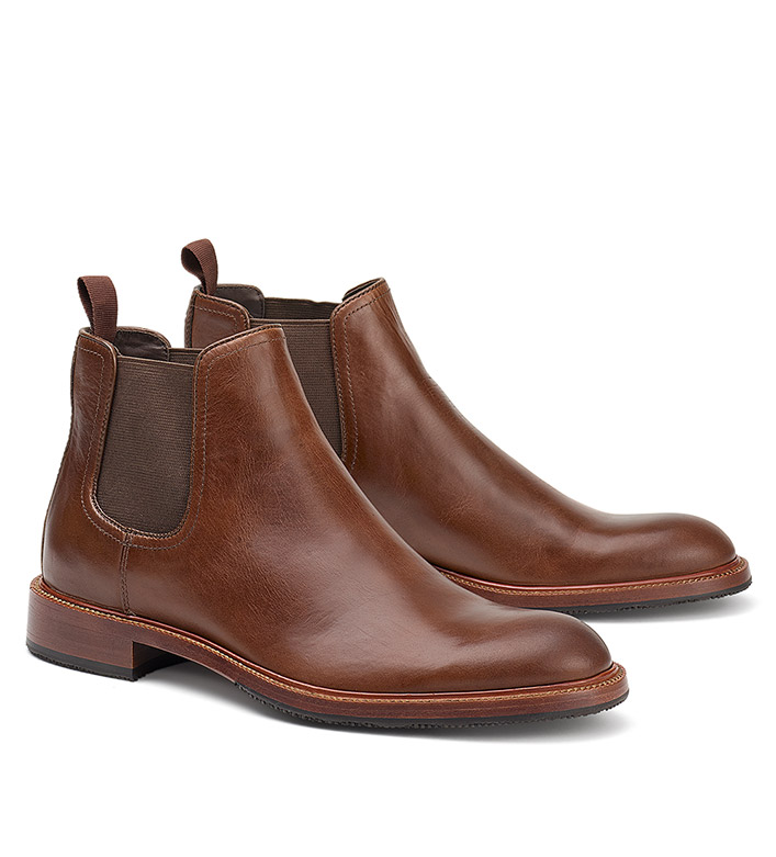 Trask Leo Chelsea Boots