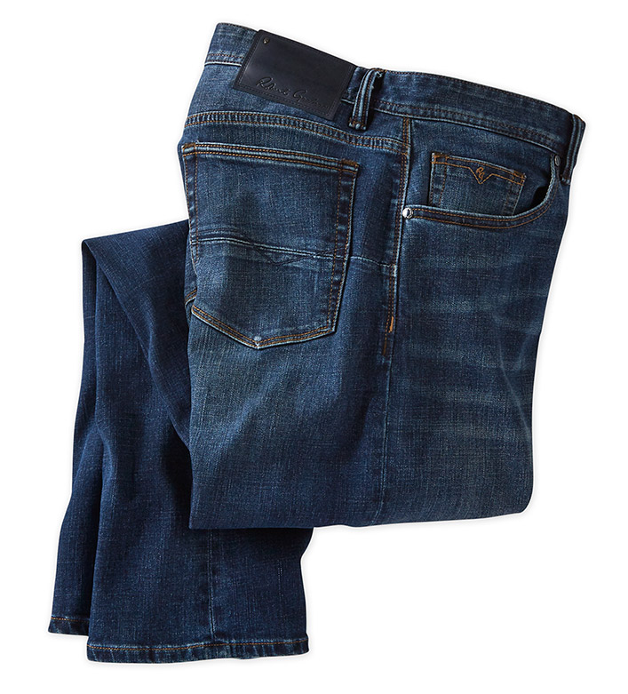 Robert Graham Creed Darker Indigo Jeans