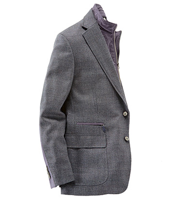 Steel Downhill Sport Coat
