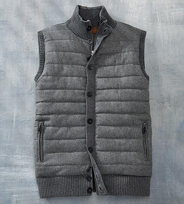 Toulon Quilted Vest