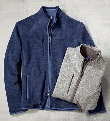 Bates Fleece Jacket