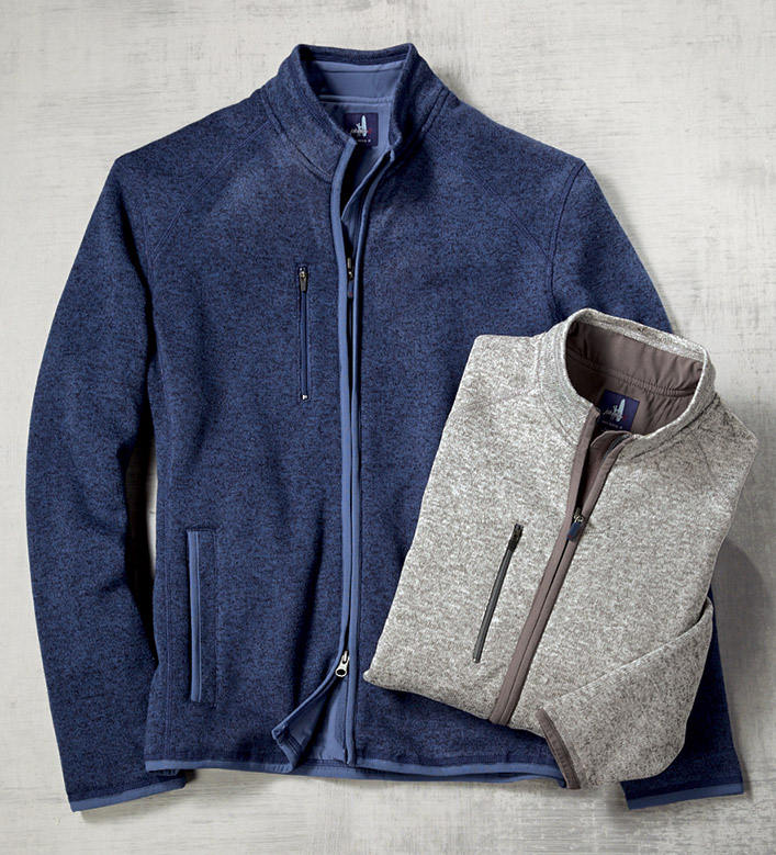 Johnnie-O Bates Fleece Jacket