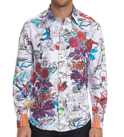 Petal to the Metal Limited Edition Long Sleeve Sport Shirt
