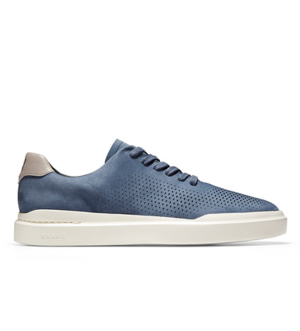 Blue Grandpro Rally Sneakers