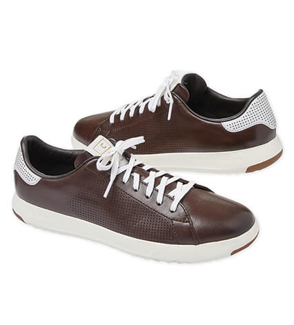 Grandpro Leather Sneakers