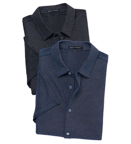 Broderick Short Sleeve Knit Shirt