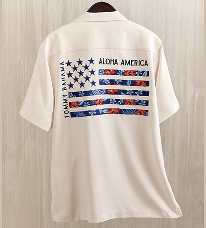 Aloha America Silk Camp Shirt