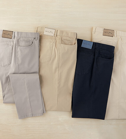 Signature Italian Stretch Jeans