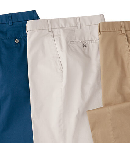 Your Favorite Twill Pants
