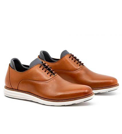 Countryaire Whiskey Leather Shoes