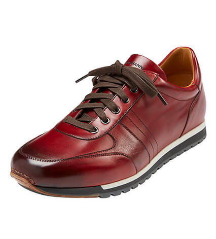 Ibiza Tinto Leather Sneakers