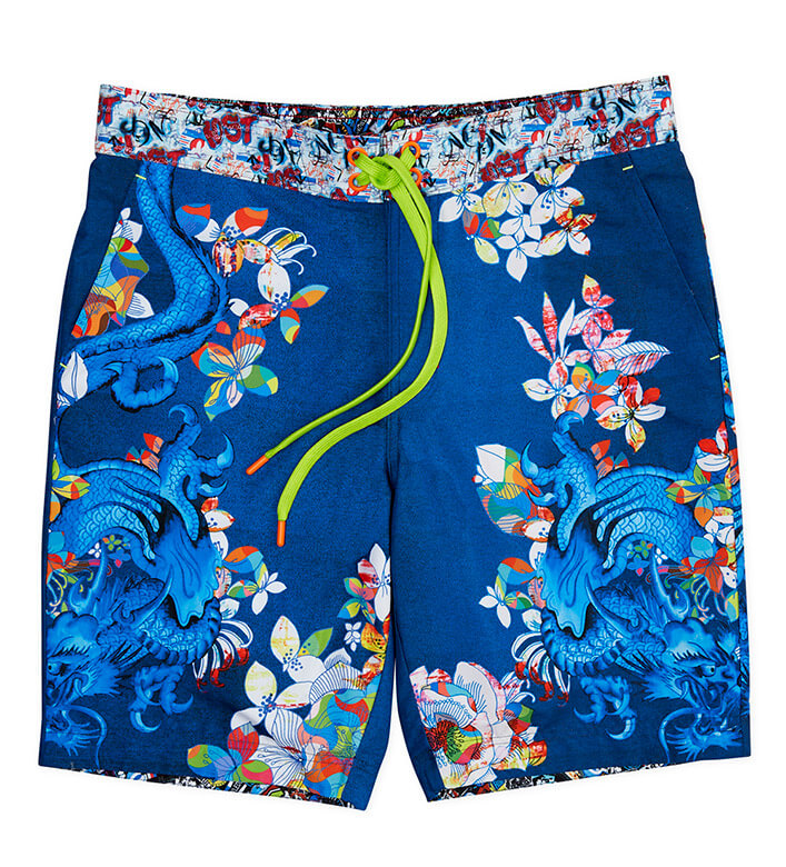 Robert Graham Swim Board Shorts