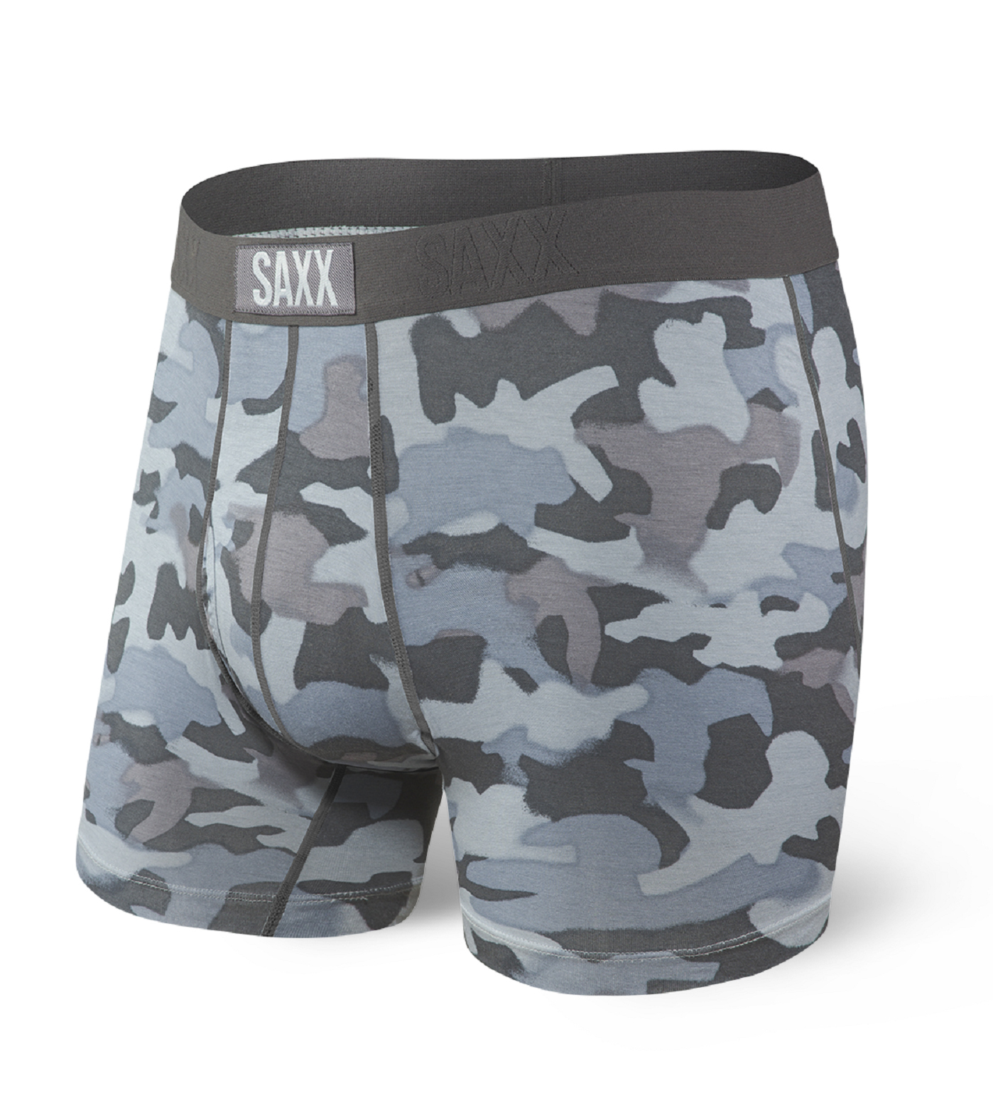 Graphite Camo Ultra Boxer Brief