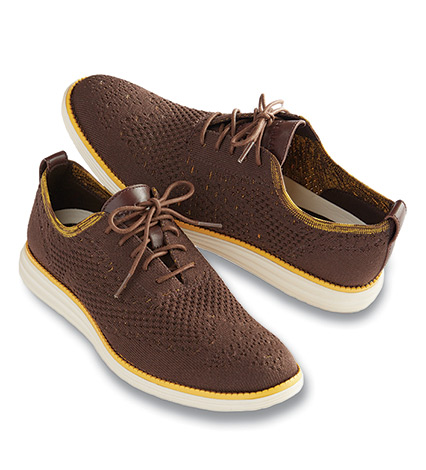 Java Stitchlite Oxford Shoes