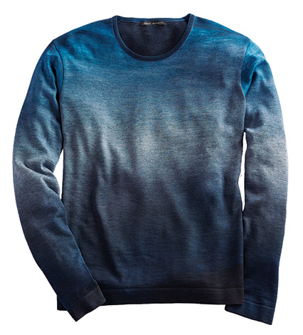 Space Dyed Sweater