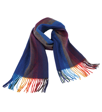 Corry Stripe Scarf