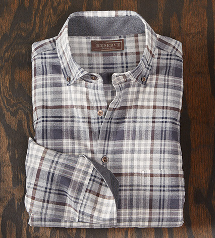 Fitzgerald Plaid Shirt