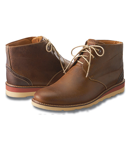 Blue Ridge Chukka Boots