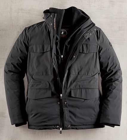 Synthetic Down Field Jacket
