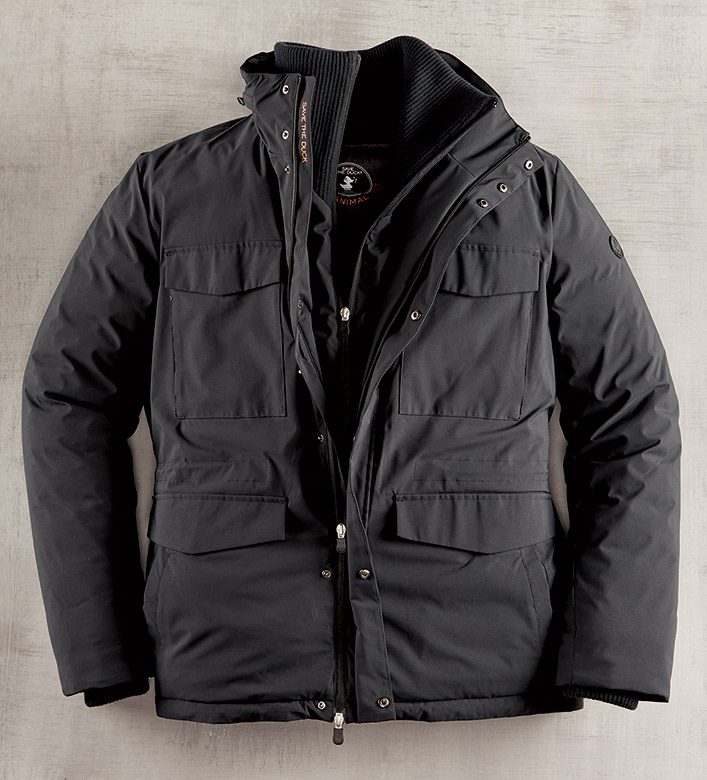 Save the Duck Synthetic Down Field Jacket