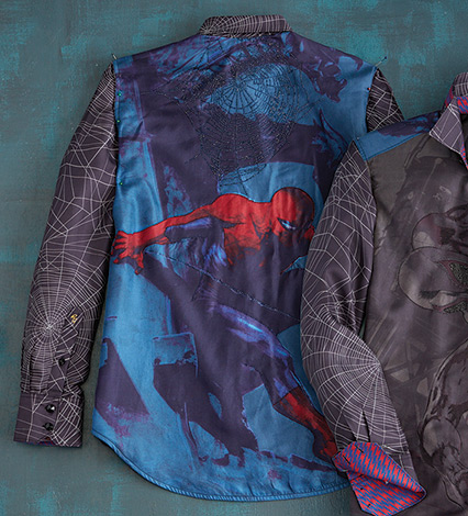 Wall Crawler Spider-Man Limited Edition Sport Shirt