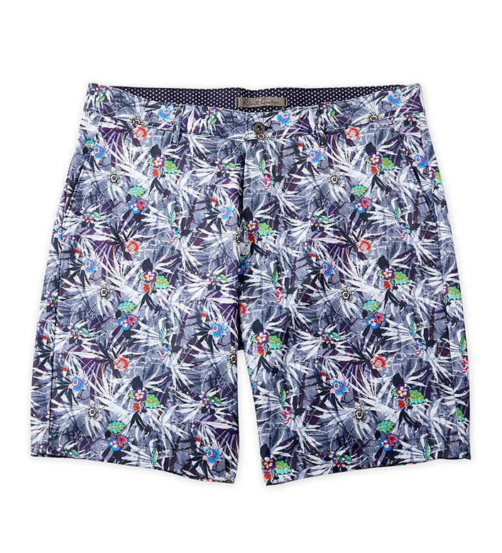 Robert Graham Catch Waves Performance Short