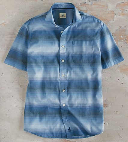 Whidbey Short Sleeve Sport Shirt