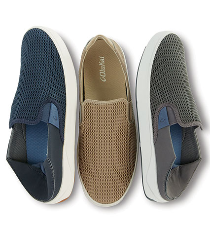 Lai'Ahi Slip-On Shoes