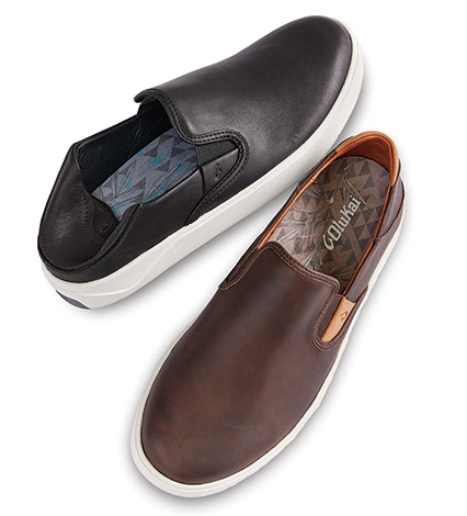 Lae'Ahi 'Ili Slip-On Shoes