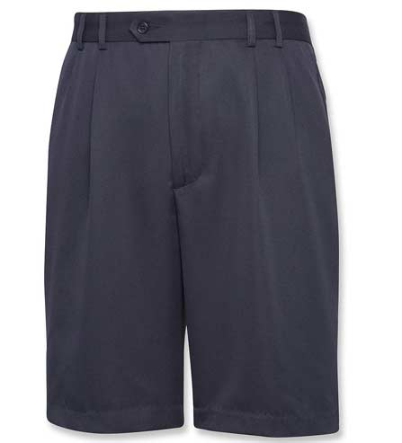 Cutter & Buck Pleated Drytec Shorts