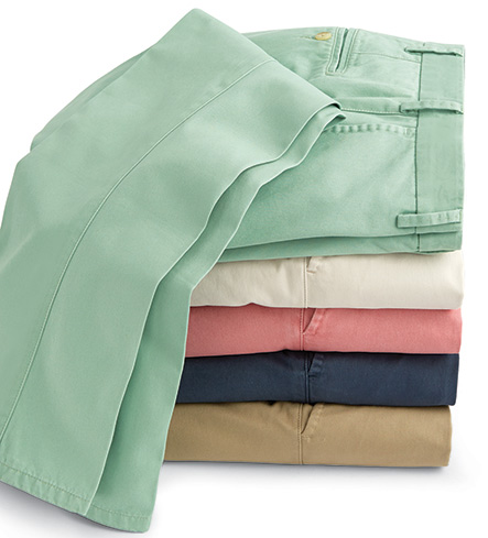 Peter Millar Raleigh Washed Twill Pants