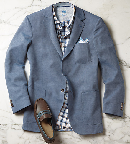 Reserve Spring Oxford Sport Coat