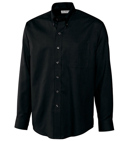 Cutter & Buck Long Sleeve Epic Easy Care Nailshead Sport Shirt