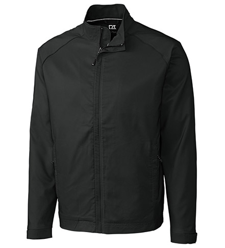 Cutter & Buck WeatherTec Blakley Full-Zip Jacket
