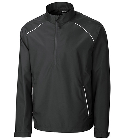 Cutter & Buck WeatherTec Beacon Half-Zip Jacket